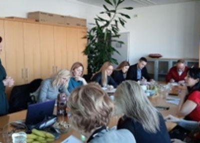 Studijska poseta Sloveniji: u fokusu kontrola duvana